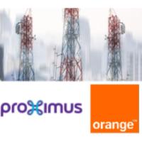 reseaux mobiles Proximus et Orange