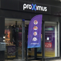 Amplificateur 4G proximus